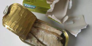 Calvo Sardinky v olivovom oleji 120 g - rybacia pomazanka - rybacia pomazánka zo sardiniek - rybacia pomazanka sardinky - sardinky v olivovém oleji - baltické sardinky