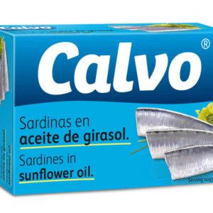 Gullón Sardinky v slnečnicovom oleji 120 g - rybacia pomazanka - rybacia pomazánka zo sardiniek - rybacia pomazanka sardinky - sardinky v olivovém oleji - baltické sardinky