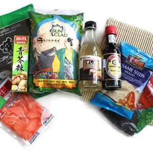 Výhodný sushi balíček - suši recepty - sushi recepty - sushi - suši - morské riasy - riasy na sushi - nori riasy - riasa nori - sushi riasy - morske riasy predaj - morské riasy cena - japonska kuchyna kniha - japonská kuchyňa recepty - azijska kuchyna recepty - japonska kuchyna - azijska kuchyna - ázijská kuchyňa - japonská kuchyňa