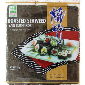 Nori morské riasy 28 g - suši recepty - sushi recepty - sushi - suši - morské riasy - riasy na sushi - nori riasy - riasa nori - sushi riasy - morske riasy predaj - morské riasy cena - japonska kuchyna kniha - japonská kuchyňa recepty - azijska kuchyna recepty - japonska kuchyna - azijska kuchyna - ázijská kuchyňa - japonská kuchyňa
