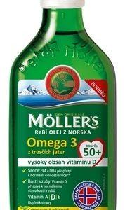 MOLLER´S Omega 3 RYBÍ OLEJ dospelí 50+ citrónová príchuť 1x250 ml - rybí olej - rybí olej pre deti - rybí olej účinky - ryby olej - rybí olej mollers - mollers rybí olej - mollers olej - rybí olej mollers recenzia - rybí tuk pre deti - mollers rybí olej pre deti - rybi olej pre deti skusenosti - rybí olej pre deti forum - rybí tuk kapsule - mollers omega 3 pre deti - moller ́s omega 3 rybí olej - rybí olej mollers cena - účinky rybieho oleja - rybí olej pre deti od 2 rokov - rybí olej pre deti od 6 mesiacov