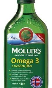 MOLLER´S Omega 3 RYBÍ OLEJ Natur z pečene tresiek 1x250 ml - rybí olej - rybí olej pre deti - rybí olej účinky - ryby olej - rybí olej mollers - mollers rybí olej - mollers olej - rybí olej mollers recenzia - rybí tuk pre deti - mollers rybí olej pre deti - rybi olej pre deti skusenosti - rybí olej pre deti forum - rybí tuk kapsule - mollers omega 3 pre deti - moller ́s omega 3 rybí olej - rybí olej mollers cena - účinky rybieho oleja - rybí olej pre deti od 2 rokov - rybí olej pre deti od 6 mesiacov