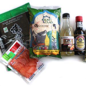 Sushi balíček Mini - suši recepty - sushi recepty - sushi - suši - morské riasy - riasy na sushi - nori riasy - riasa nori - sushi riasy - morske riasy predaj - morské riasy cena - japonska kuchyna kniha - japonská kuchyňa recepty - azijska kuchyna recepty - japonska kuchyna - azijska kuchyna - ázijská kuchyňa - japonská kuchyňa
