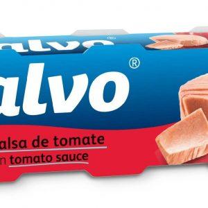 CALVO Tuniak v paradajkovej omáčke 3x80 g - rybacia pomazanka - tuniaková pomazánka - tuniakova pomazanka -  tuniak v konzerve - tuniak v oleji - tuniak v olivovom oleji - franz josef tuniak - calvo tuniak - rio mare tuniak v olivovom oleji - tuniak vo vlastnej stave - calvo tuniak vo vlastnej stave