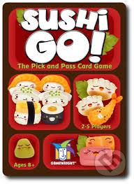 Sushi Go - ryby hracky - ryba na hranie - knihy pre deti o rybách - knihy pre deti ryby - detske knihy o rybách - detské knihy o veľrybe - detská kniha o veľrybe - kniha o veľrybe - rybacia pomazánka - tuniaková pomazánka - tuniaková nátierka - rybacia nátierka - sushi na hranie -  drevene sushi