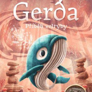 Gerda - Nástěnný kalendář 2019 + pexeso - ryby hracky - ryba na hranie - knihy pre deti o rybách - knihy pre deti ryby - detske knihy o rybách - detské knihy o veľrybe - detská kniha o veľrybe - kniha o veľrybe - rybacia pomazánka - tuniaková pomazánka - tuniaková nátierka - rybacia nátierka