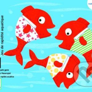 Kartová hra: Spidifish - ryby hracky - ryba na hranie - knihy pre deti o rybách - knihy pre deti ryby - detske knihy o rybách - detské knihy o veľrybe - detská kniha o veľrybe - kniha o veľrybe - rybacia pomazánka - tuniaková pomazánka - tuniaková nátierka - rybacia nátierka
