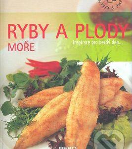 Ryby a plody moře - kuchárske knihy rybie špeciality - ryby recepty - morske plody recepty - rybacia pomazánka - tuniaková pomazánka - tuniaková nátierka - rybacia nátierka
